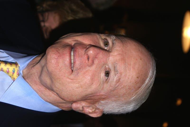 John McCain stock image