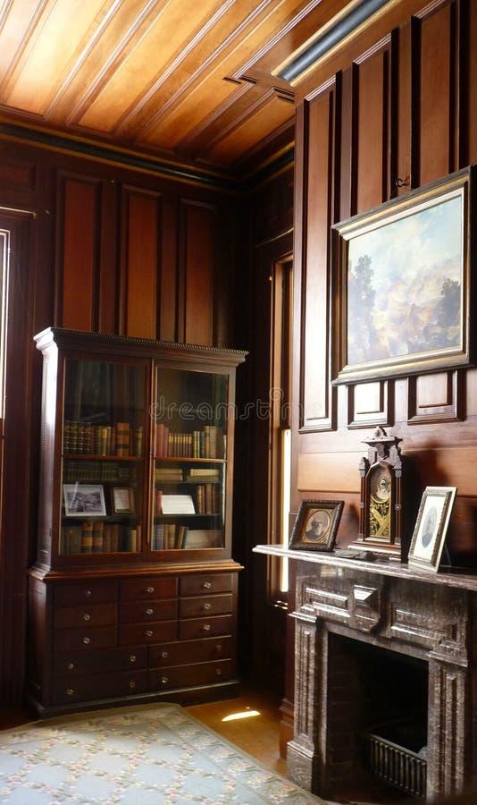 John Muirs Study royaltyfria foton