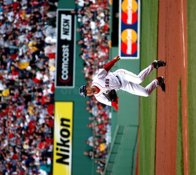 John Olerud Boston Red Sox images libres de droits