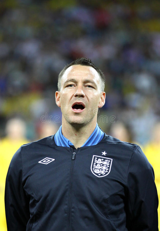 John Terry Of England Editorial Image