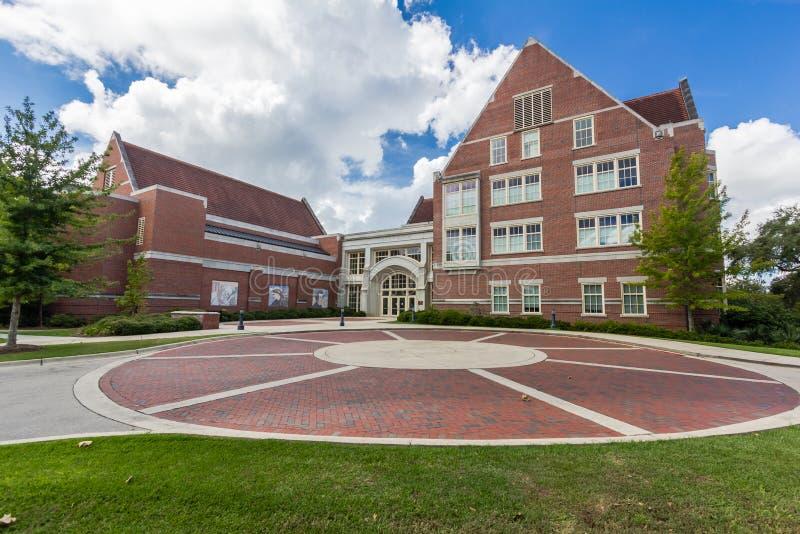 John Thrasher Building all'università di Stato di Florida fotografie stock libere da diritti