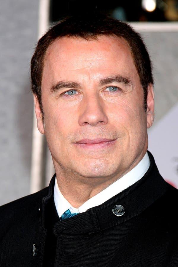 John Travolta immagine stock libera da diritti
