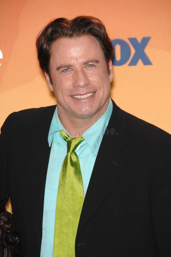 John Travolta fotografie stock libere da diritti