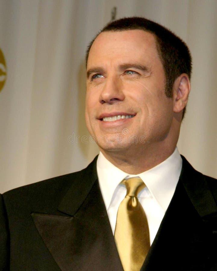 John Travolta arkivbilder