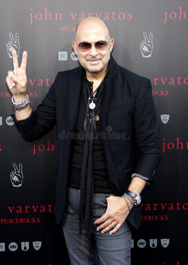 John Varvatos fotografie stock
