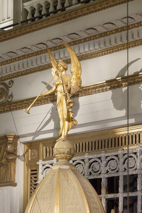 John Wanamaker Organ, Philadelphia stock fotografie