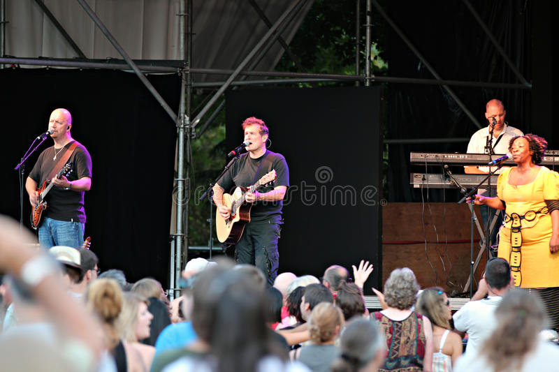 Download Johnny Clegg editorial stock photo. Image of popular - 26052358