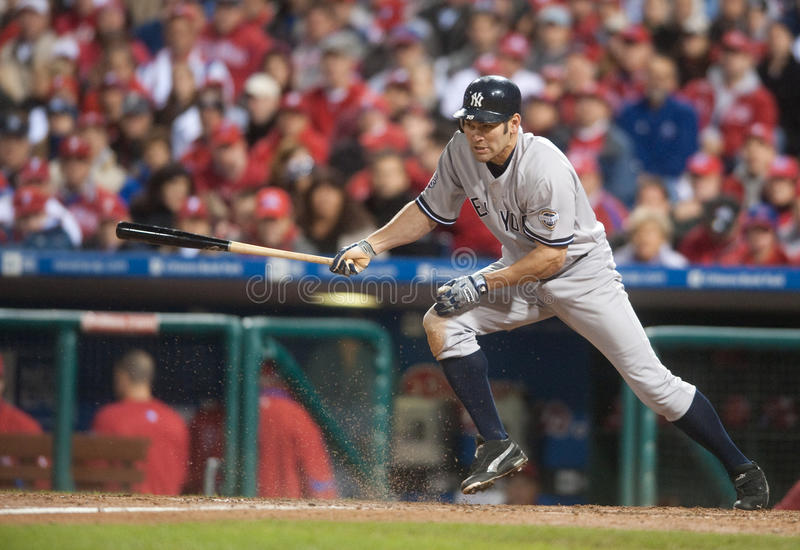 Download Johnny Damon editorial stock photo. Image of yankees - 20683533