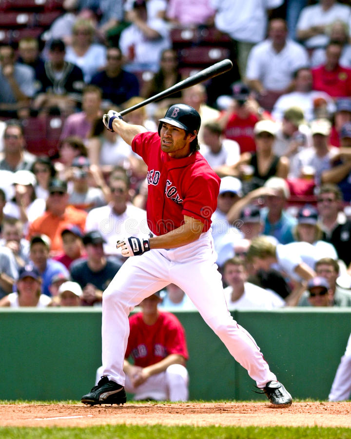 Download Johnny Damon Boston Red Sox Editorial Image - Image: 22899035