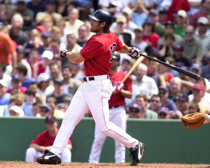 Download Johnny Damon, Les Red Sox De Boston Photo éditorial - Image du damon, ball: 45354381