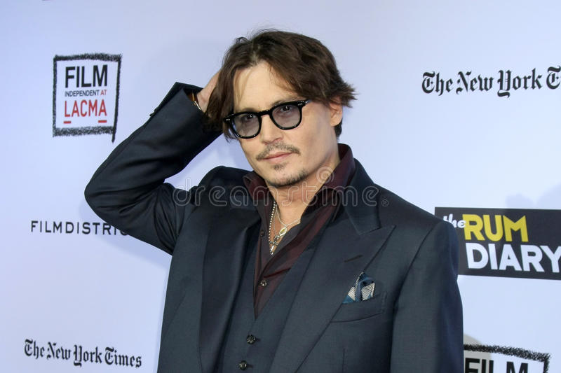 Download Johnny Depp editorial image. Image of world, depp, diary - 21838825