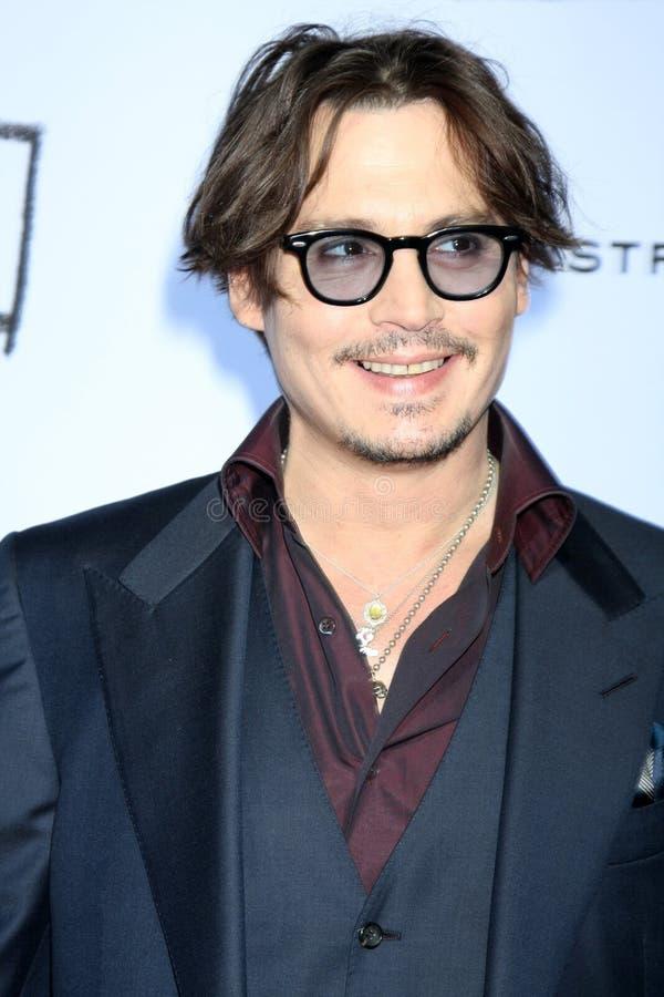 Johnny Depp immagini stock libere da diritti