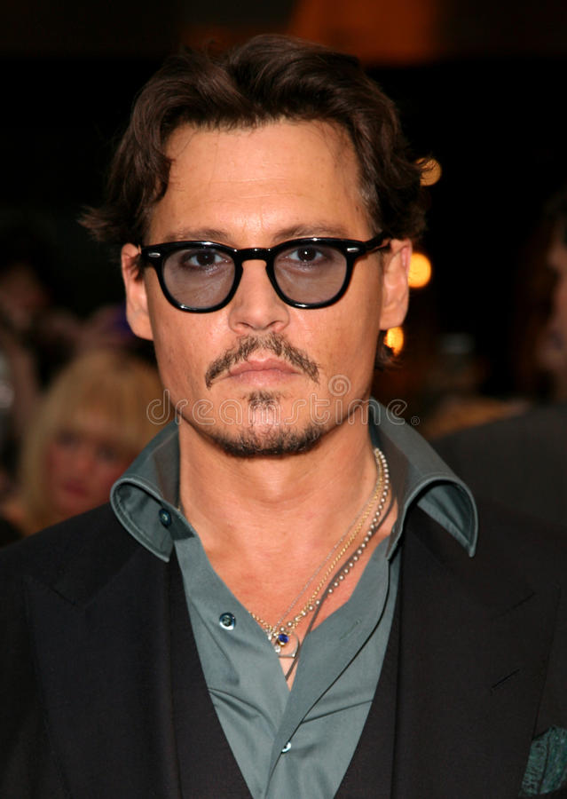 Free Johnny Depp Royalty Free Stock Photography - 30078477