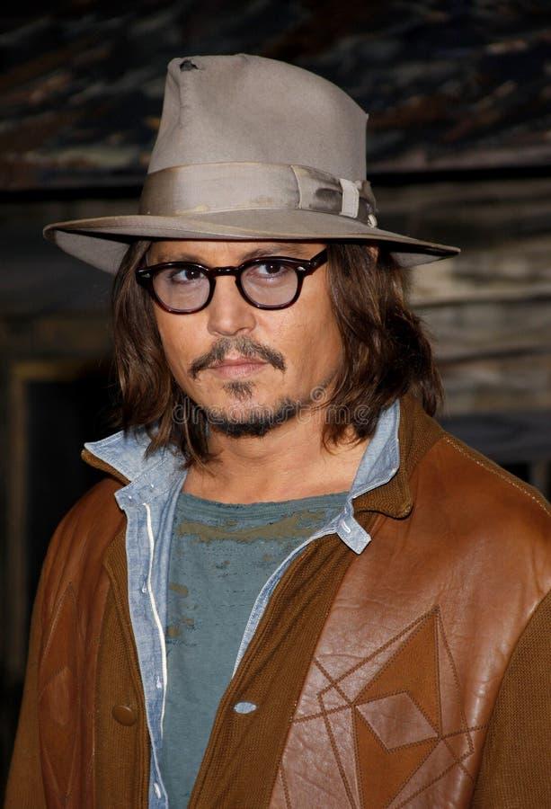 Johnny Depp stockbilder