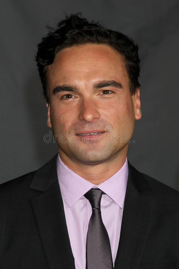 Download Johnny Galecki Editorial Photography - Image: 21785687