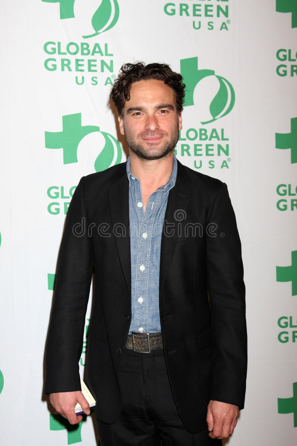 Download Johnny Galecki editorial image. Image of johnny, party - 23573130