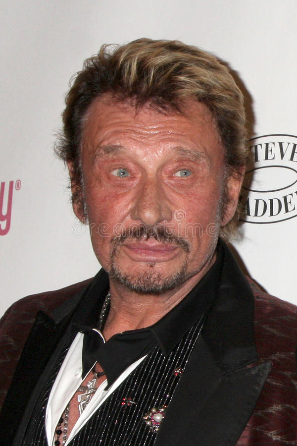 Download Johnny Hallyday editorial photography. Image of angeles - 26540372
