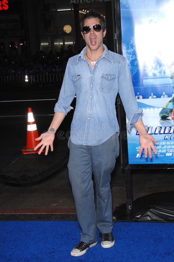 Download Johnny Knoxville editorial stock image. Image of picture - 24727294