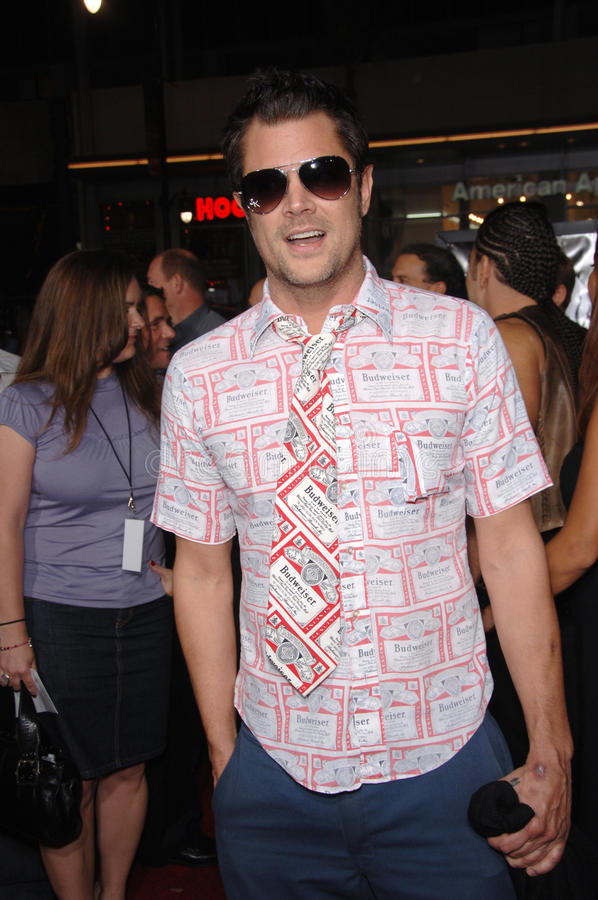 Download Johnny Knoxville editorial stock photo. Image of actor - 25134938