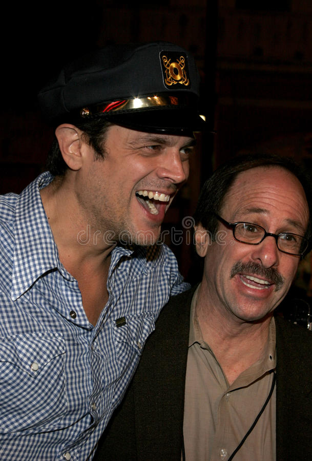 Johnny Knoxville foto de stock royalty free