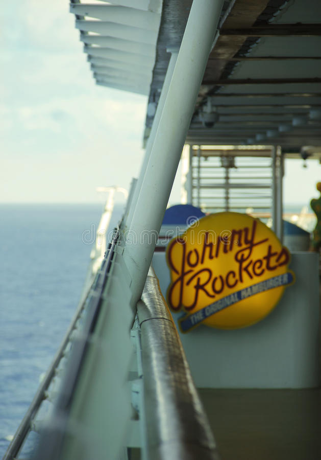 Johnny Rocket stock afbeeldingen