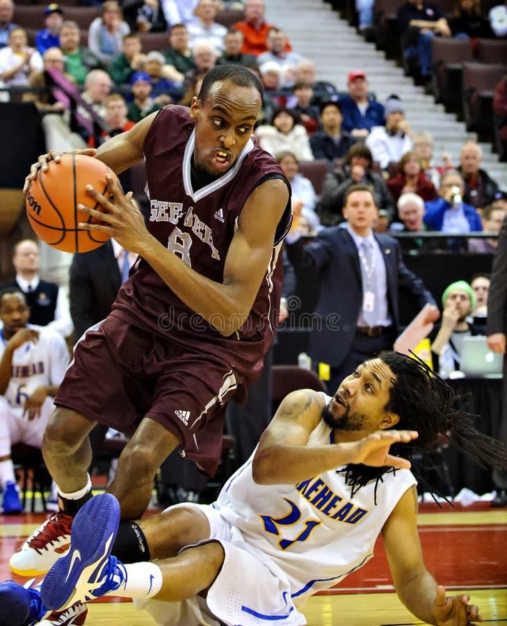 Def. van het Basketbal van de GOS van mensen stock foto
