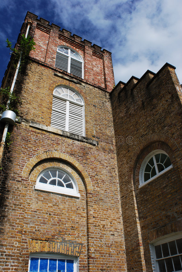 Johns anglican katedralny st. fotografia stock