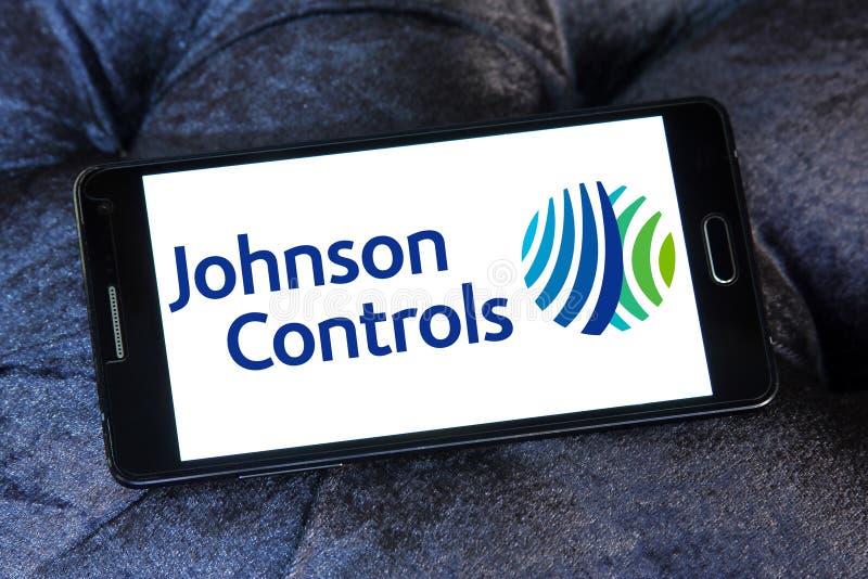 Johnson Controls Company Logo Editorial Stock Photo - Image