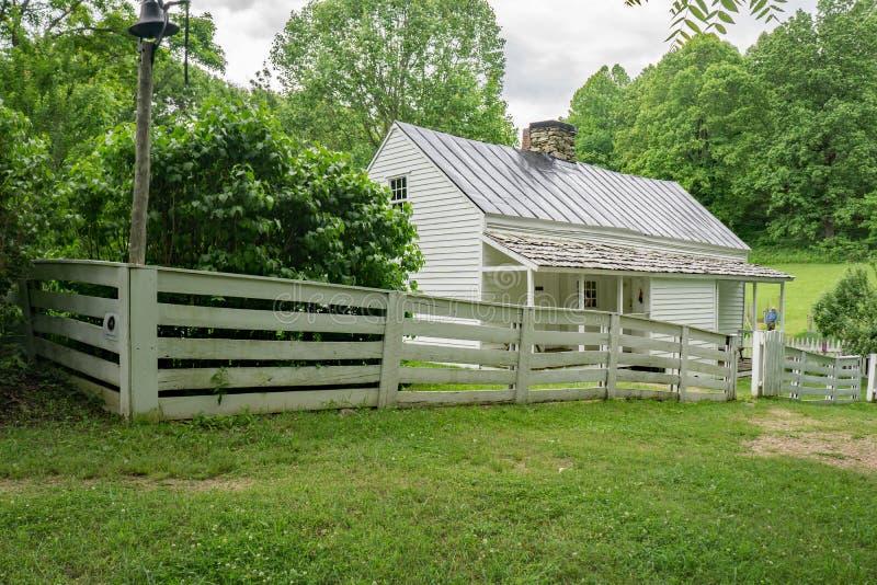 Johnson Farm nos picos da lontra fotos de stock royalty free