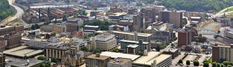 Download Johnstown stock photo. Image of town, pennsylvania, skyline - 14860040