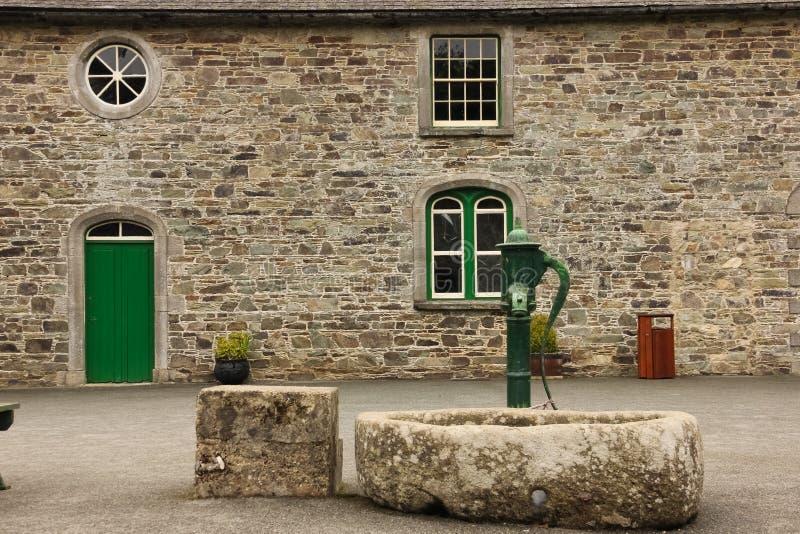 Johnstown slott ståndsmässiga Wexford ireland fotografering för bildbyråer