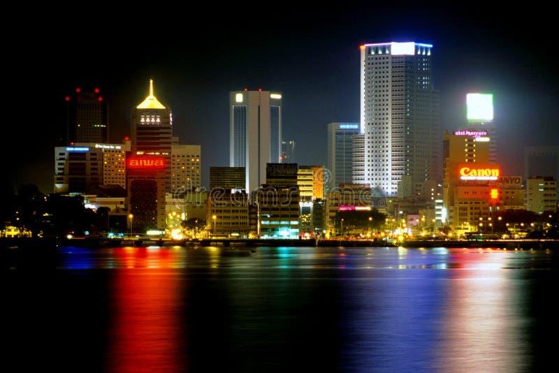 Johor Miasto Bahru obraz stock