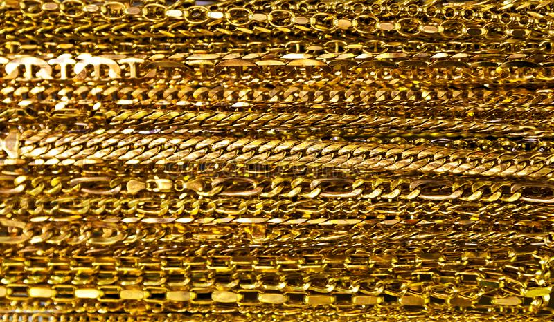 Joia do ouro imagem de stock royalty free
