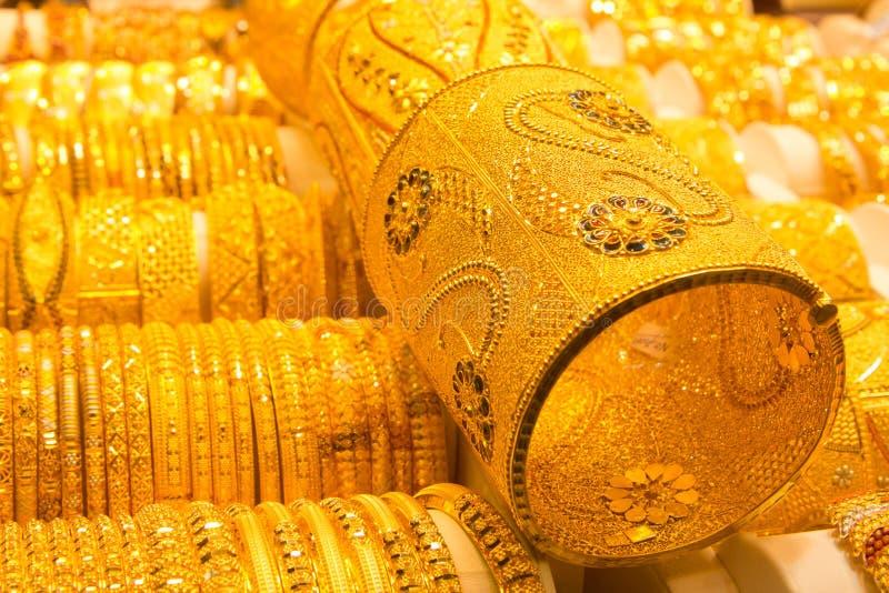 Joia dourada imagens de stock royalty free