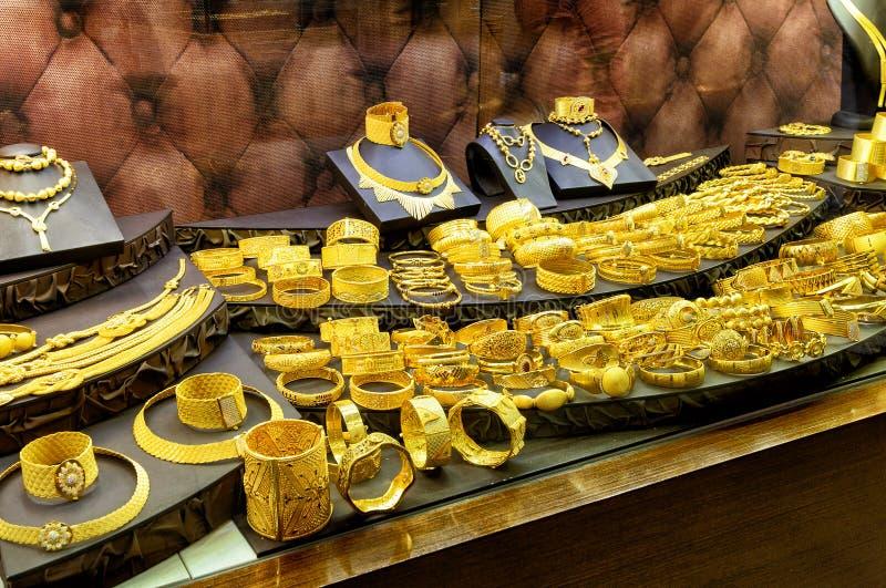Joia no bazar grande, Istambul do ouro imagem de stock