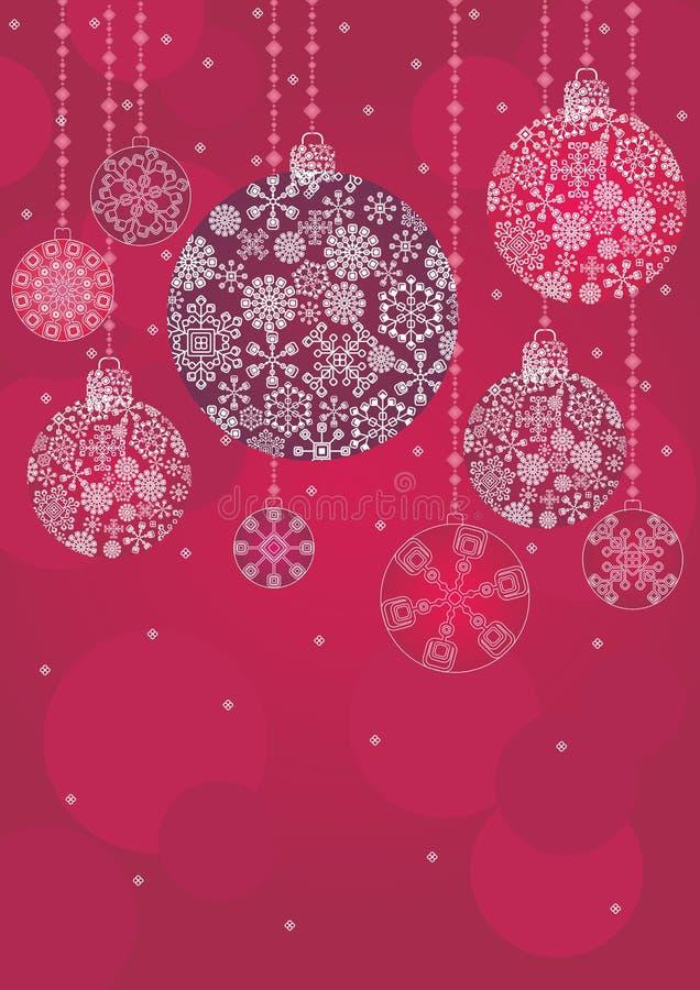 Joie de Noël illustration libre de droits