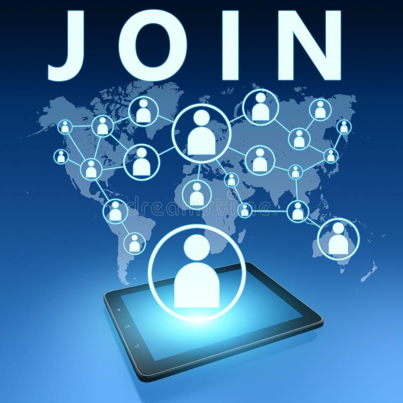 join vector illustratie