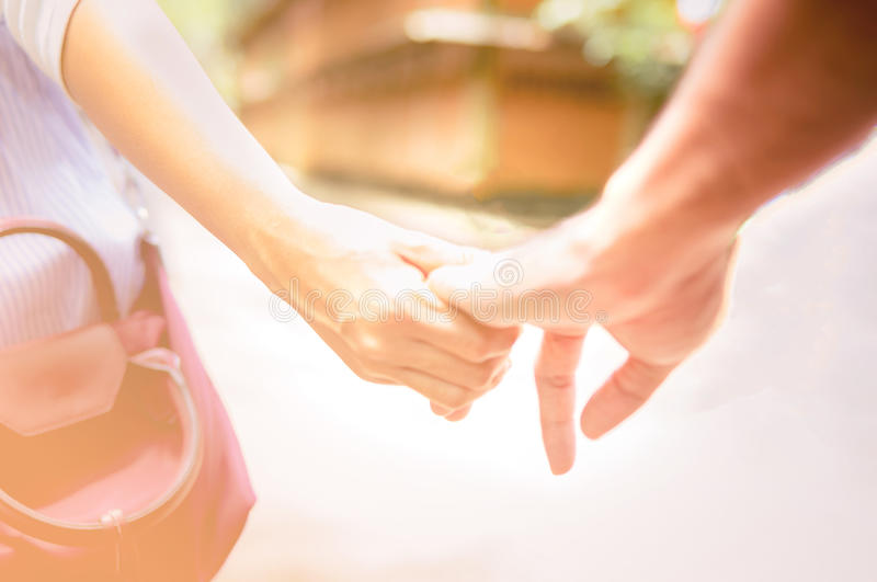 Join hands together. Join hands together Traveling with love stock image