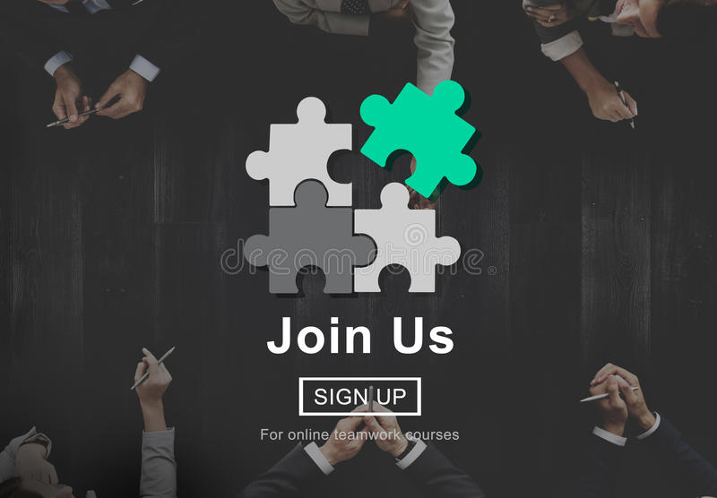 Join Us Apply Company Hiring Join Recruitment Concept stock photos