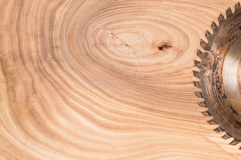 Joinery saw chips. Texture industrial wood royalty free stock images