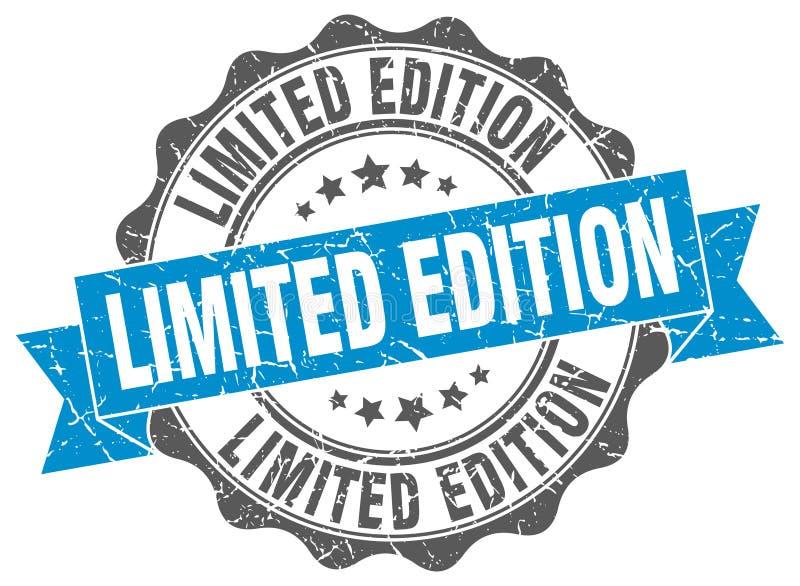 Joint d'édition limitée illustration stock