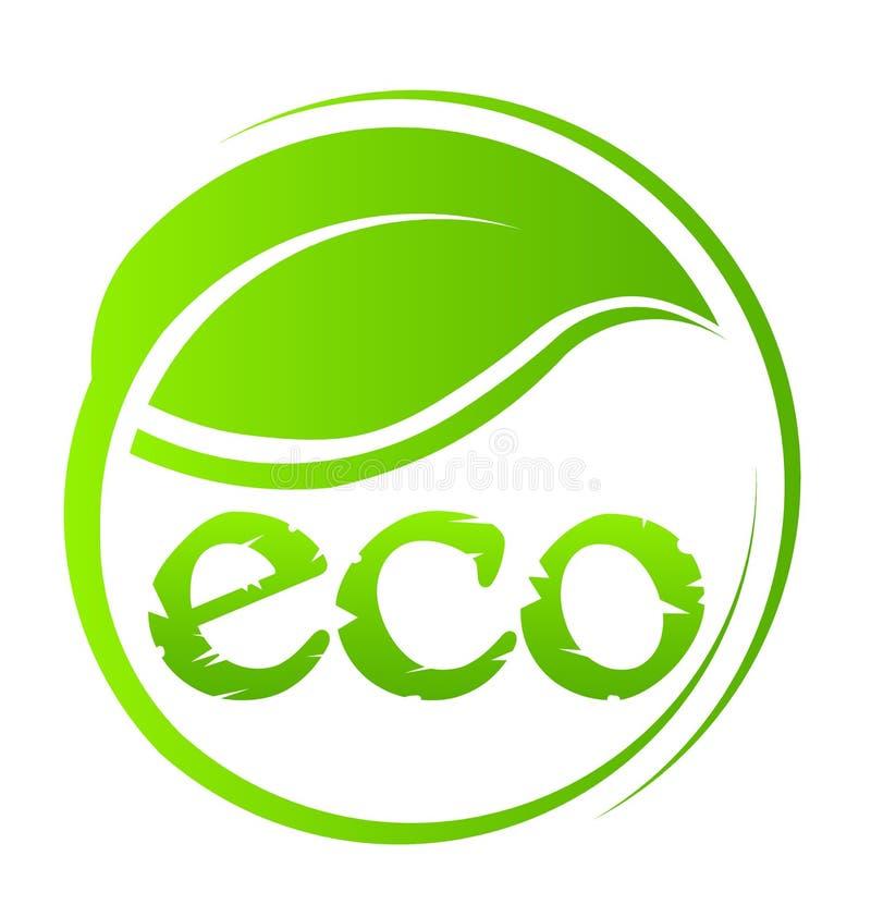 Joint vert d'Eco illustration de vecteur