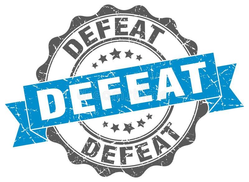 joint de défaite estampille illustration libre de droits