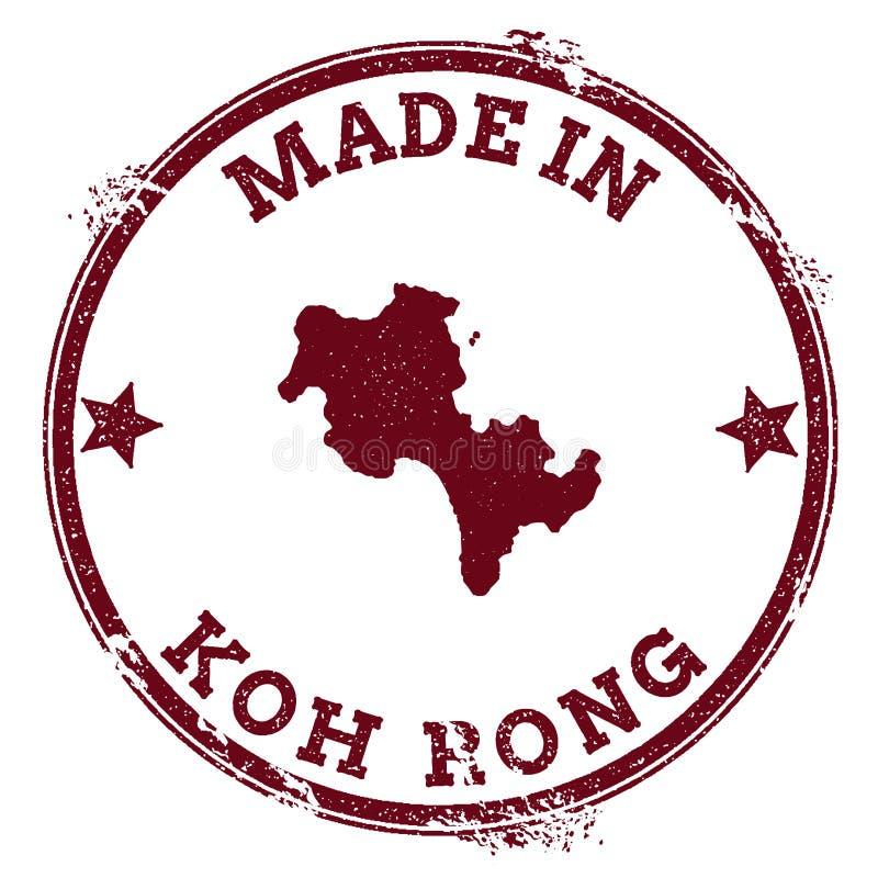 Joint de Koh Rong illustration de vecteur