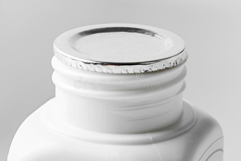 Joint de papier d'aluminium photo stock