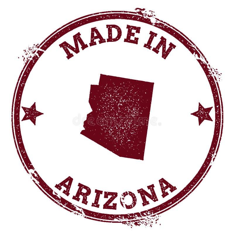 Joint de vecteur de l'Arizona illustration de vecteur