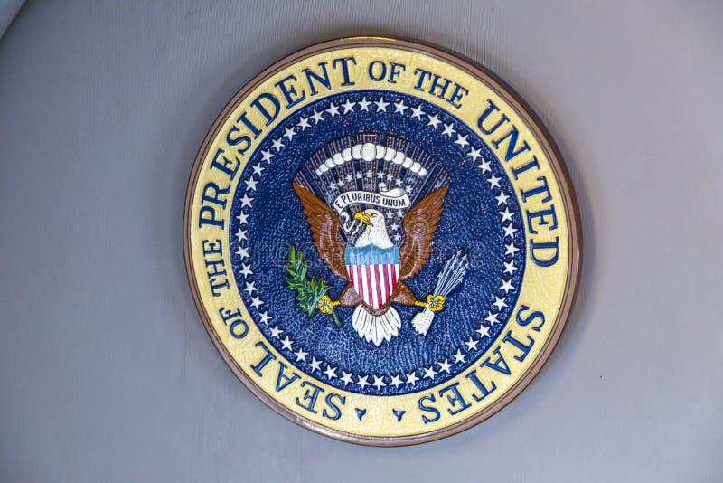 Joint présidentiel image libre de droits
