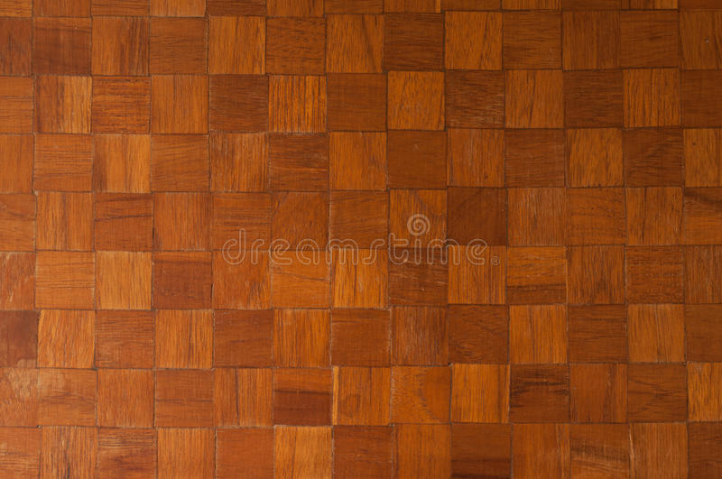 Joint of square wood pieces royalty free stock photography