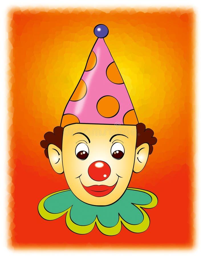 Joker vector illustratie
