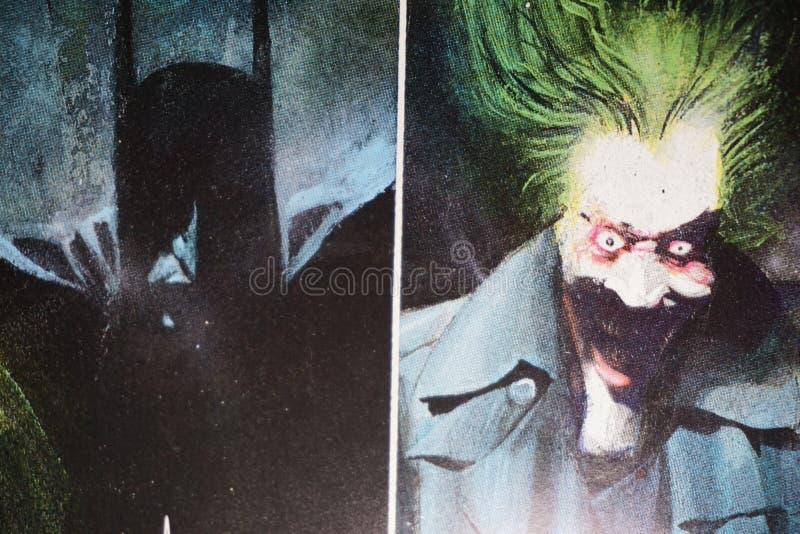 Joker immagini stock libere da diritti